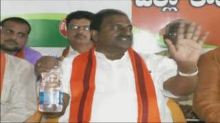 BJP MLC Somu Veerraju Challenge To CM Chandrababu Naidu | iNews - INEWS