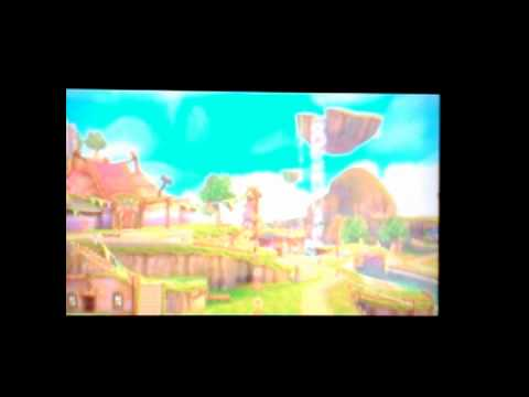 The Legend Of Zelda : The Legend of Zelda: Skyward Sword Gameplay ITA