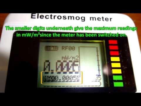 Cornet ED78S EMF Meter - My Review