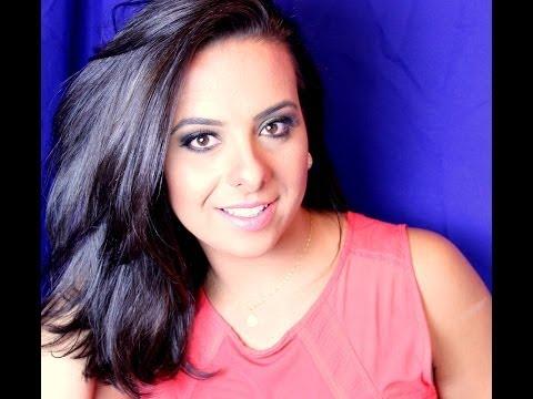Maquiagem para olhos caídos por Alice Salazar - com Daiane Fraga