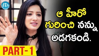 Actress Richa Panai Exclusive Interview - Part#1 || Rakshakabhatudu || Talking Movies With iDream - IDREAMMOVIES