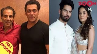 Dharmendra Makes A Huge Relevation About Salman | Shahid Opens Up On Mira's Bollywood Debut & More - ZOOMDEKHO