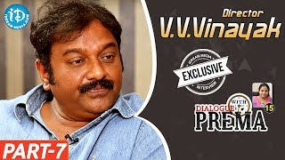 V V Vinayak Exclusive Interview Part #7    Dialogue With Prema   Celebration Of Life - IDREAMMOVIES