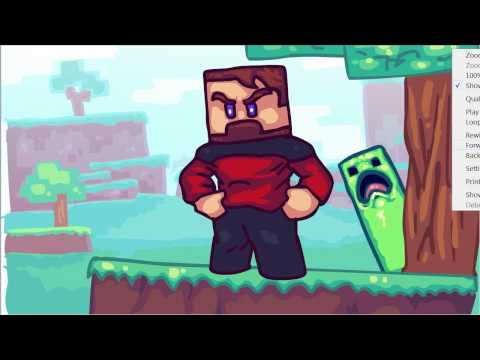 Yogpod Animations 24 Minecraft Adventures