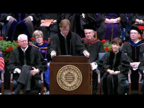 Aaron Sorkin's Commencement Speech - 13 May 2012
