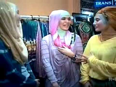 32 Tutorial Shawl Dian Pelangi Inspired - VidoEmo - Emotional Video
