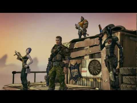 "Borderlands 2 ""Wimoweh"" Trailer -hwzTRFpiFOU"