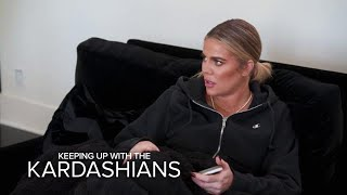 KUWTK | Kris Jenner Surprises Khloé Kardashian With Dozens of Doughnuts | E! - EENTERTAINMENT