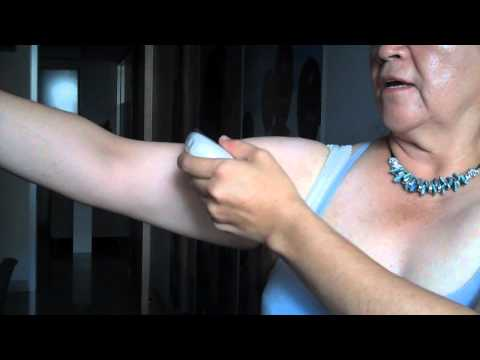 Como reducir la flacidez en brazo en 10 minutos o menos
