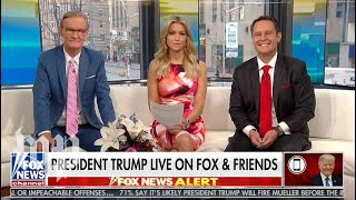 Missed 'Fox & Friends'? Here's what Trump said - WASHINGTONPOST