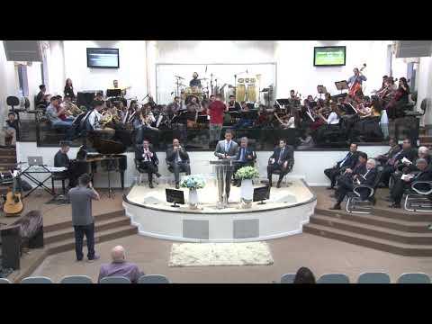 Orquestra Celebração - Harpa Cristã | Nº 115 | Trabalhai e orai - 15 10 2017