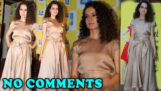 Kangana Ranaut chooses not to comment on Deepika Padukone's video | Bollywood News