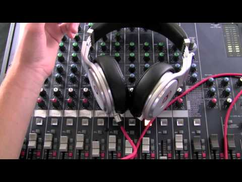 Beats by Dr. Dre Pro (Formerly Spins) Headphones - Final Review