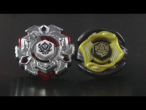 Epic Beyblade Battle Srie 6: Vulcan Horuseus 145D VS Variares 145WB HD! AWESOME