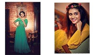 Latest Photoshoot of Actress Priya Prakash Varrier |  ప్రియ ప్రకాశ్ వారియర్ - RAJSHRITELUGU