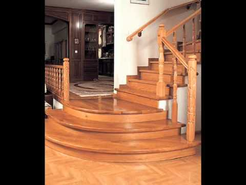 Ξύλινες Σκάλες - Επένδυση | InterSCALA