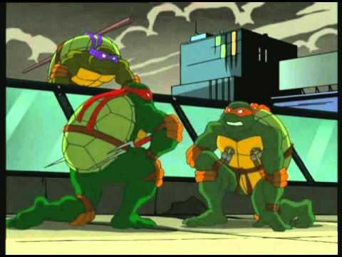 TMNT PL Wojownicze żółwie Ninja 2003 - Shreder atakuje cz.1 01E10S
