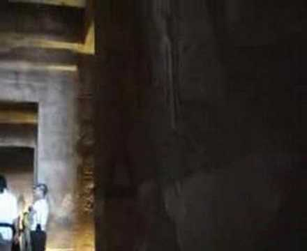 Egypt Abu Simbel Grand Temple Inside 2007