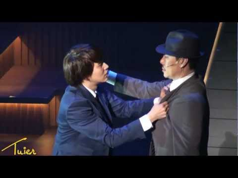 [HD fancam] 120529 Catch Me If You Can - Frank Kyuhyun Acting Cut (emotional)