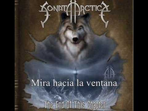 Sonata Arctica  - The End of This Chapter - sub español