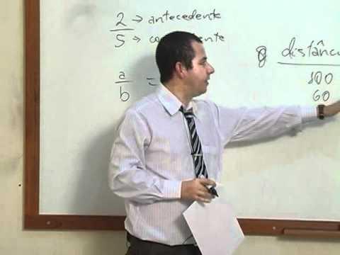 Matemática Financeira - Aula 1 - Regra de três simples