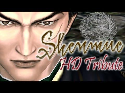 SHENMUE HD TRIBUTE - Music video montage 1080p HD