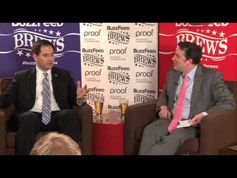 Marco Rubio On Rap Music