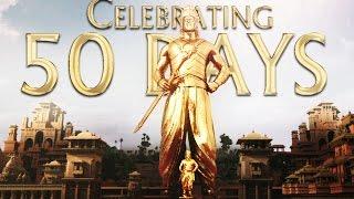 Baahubali - The Beginning | 50 Days Trailer - BAAHUBALIOFFICIAL