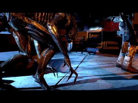 Aliens: Colonial Marines - Gameplay Trailer TRUE-1080P QUALITY