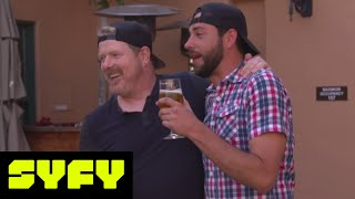 SYFY LIVE FROM COMIC-CON | On A Bender With Bender | SYFY - SYFY