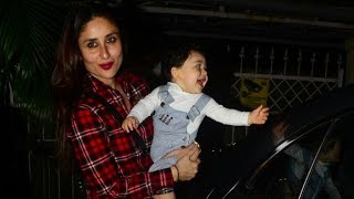 Kareena Kapoor Khan and baby Taimur's adorable pictures are a sight to behold - TIMESOFINDIACHANNEL