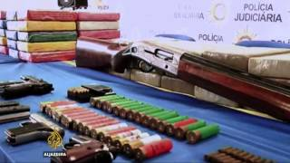 Rise of drug trafficking and gang related violence in Cape Verde - ALJAZEERAENGLISH