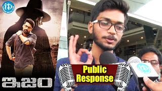 ISM Movie Public Response / Review || Kalyan Ram || Aditi Arya || Puri Jagannadh - IDREAMMOVIES