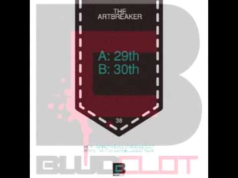 BLUDCLOT038 + THE ARTBREAKER + 38