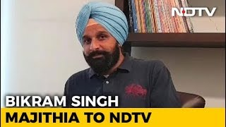 """Why Now?"" Asks Bikram Majithia, Recipient Of Arvind Kejriwal Apology - NDTV"