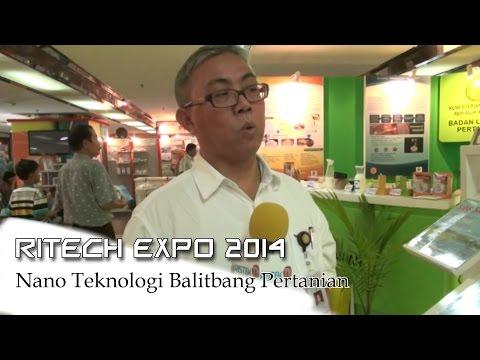 Balitbang Pertanian Tampilkan Teknologi Nano