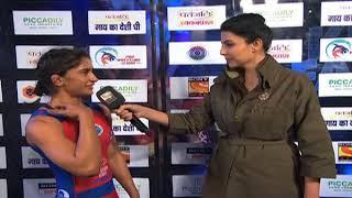 PWL 3 Day 3: Vinesh Phogat speaks over victory against Niramala Devi at Pro Wrestling League - NEWSXLIVE