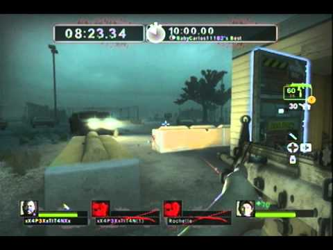 Left 4 Dead 2 Glitches 2012: How to get out of Motel on survival