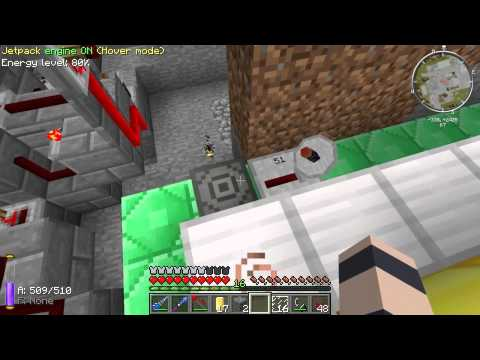 Etho MindCrack FTB - Episode 54: Keeping Score