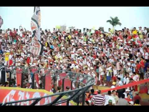 G.R.T.O Força Jovem Guarany - Bonde Sinistro Final Serie D 2010