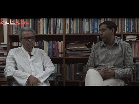 Shamsur Rahman Farooqi Exclusive Interview for Rekhta.org