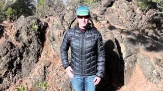 Marmot quasar hooded down jacket women's