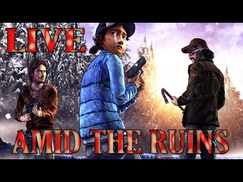 The Walking Dead Season 2 Episode 4 AMID THE RUINS Full Episode Live !