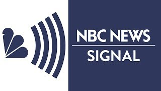 NBC News Signal - October 18th, 2018 - NBCNEWS