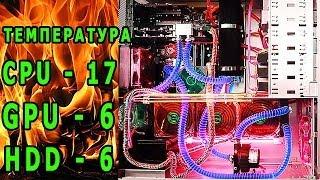 Лучшее охлаждение компьютера, процессора и видеокарты