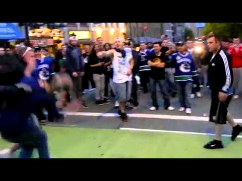 2011 Vancouver Stanley Cup Riot