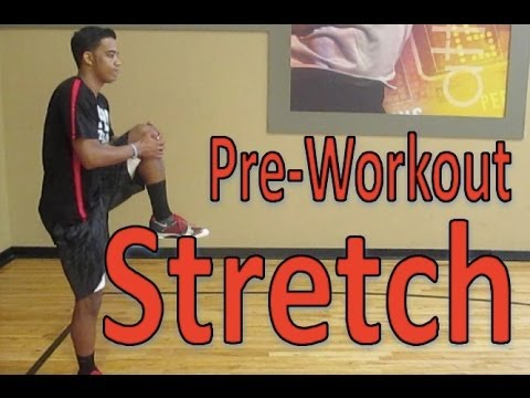 Pre-Workout Stretch | Pre-Game Stretch | Dynamic Stretching Routine - Pro Training