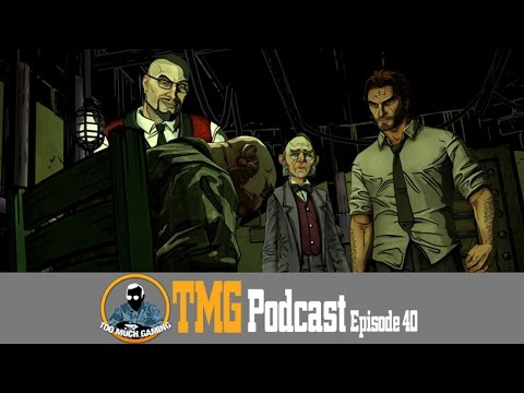 The TMG Podcast Episode 40: eSports Among Us on the Go - 07/15/2014