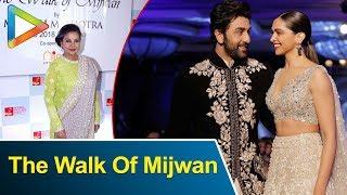Sabana Azmi Host Fundraiser Show The Walk Of Mijwan With Deepika Padukone & Ranbir Kapoor | Part 1 - HUNGAMA