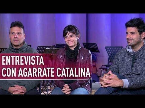 Entrevista con Agarrate Catalina, murga uruguaya